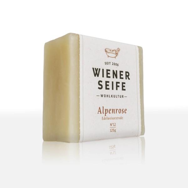 Wiener Seife Alpenrose