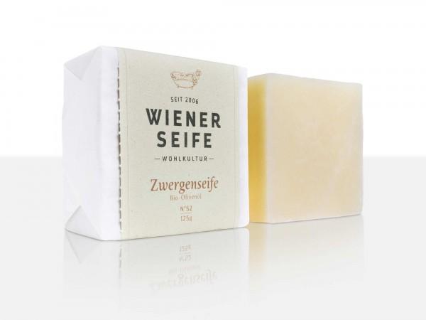 Wiener Seife Bio Zwergenseife Nr. 52, handgemacht