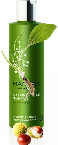 Madara HairCare Colour and Shine Shampoo