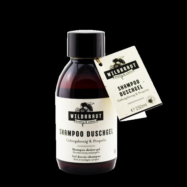 Wildkraut Shampoo Duschgel
