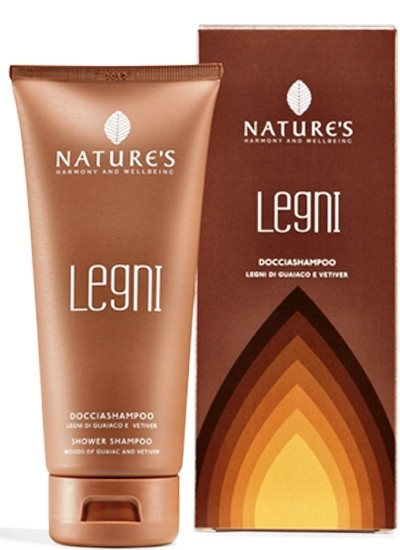 Nature's Legni Shower Shampoo