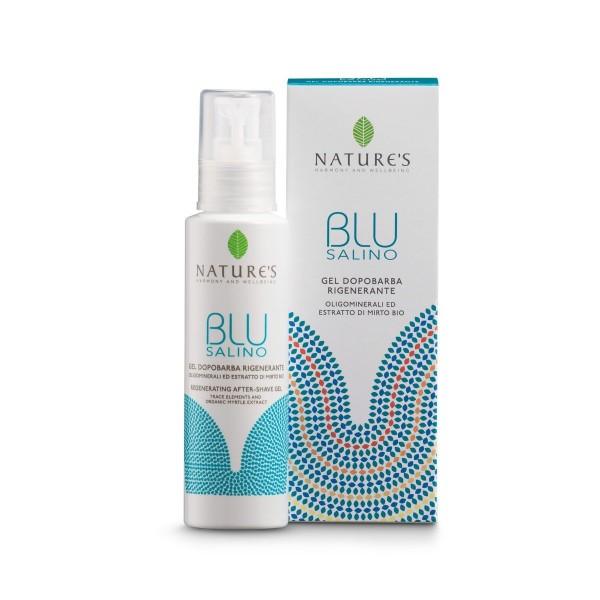 Nature's Blusalino After Shave Gel