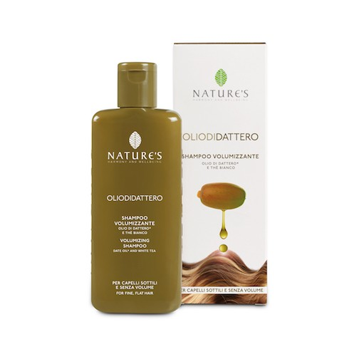 Nature's Olio di Dattero Volumizing  Shampoo