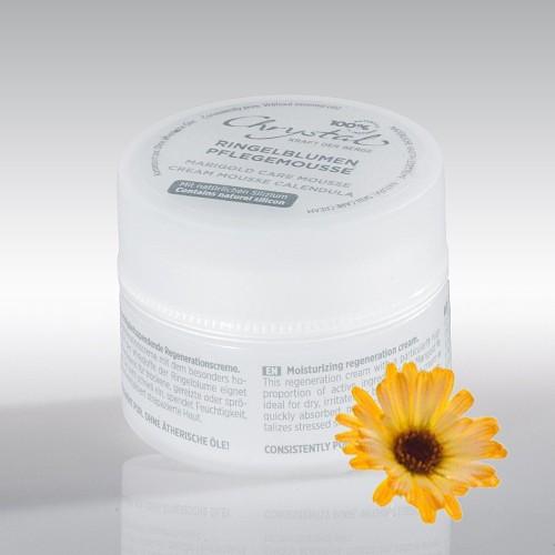 Chrystal Pflege-Mousse Ringelblume