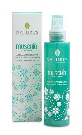 Nature's Muschio d Acqua Vitalizing Water