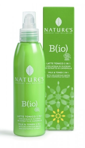 Nature's Bio Milk & Toner 2in1
