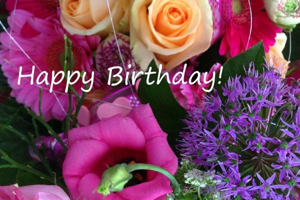 Gutschein Happy Birthday
