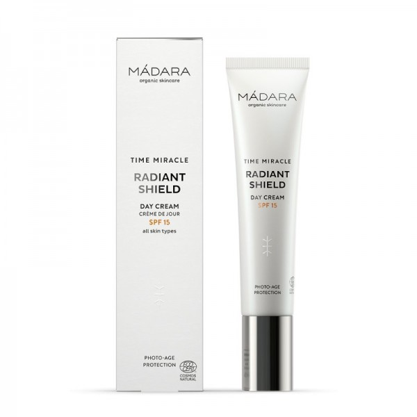 Madaa Time miracle Radiant Shield SPF15