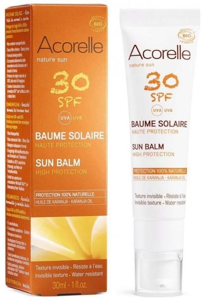 Acorelle Sonnenbalsam Gesicht LSF 30