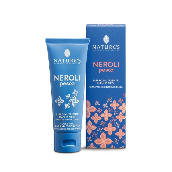 Nature's Neroli Pesca Nourishing Hand and Foot Butter