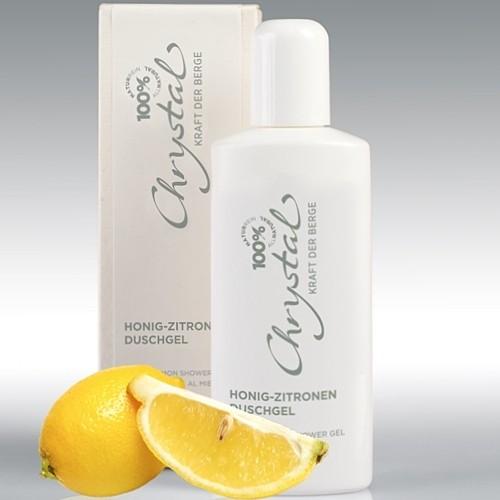 Chrystal Honig Zitronen Duschgel