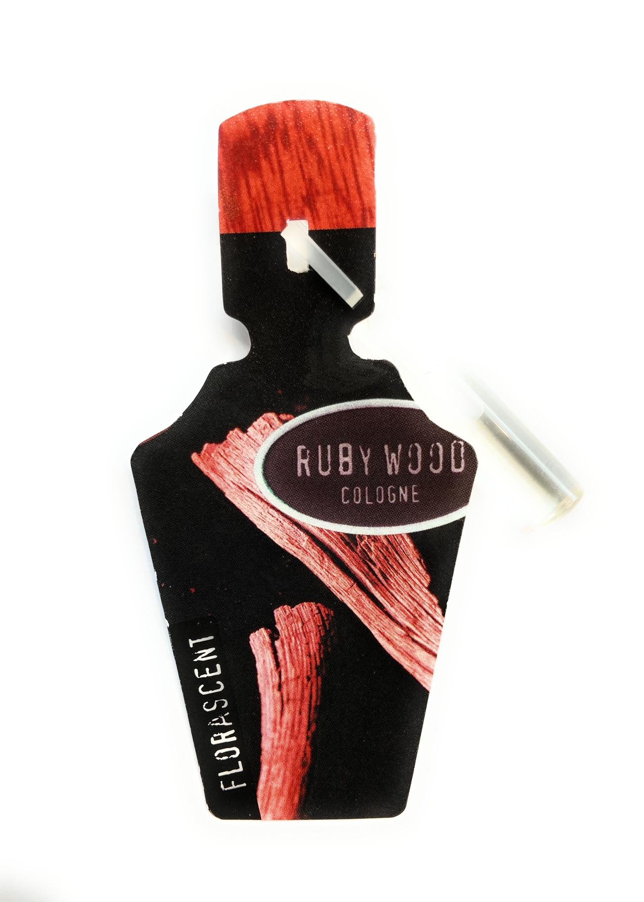 Ruby Wood Duftprobe 0,5ml