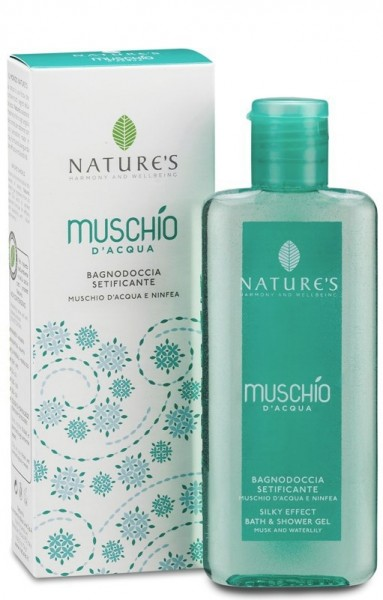 Nature's Muschio d Acqua Bath&Shower Gel