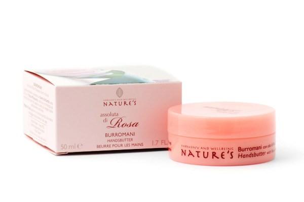 Nature's Assoluta di Rosa Hands Butter