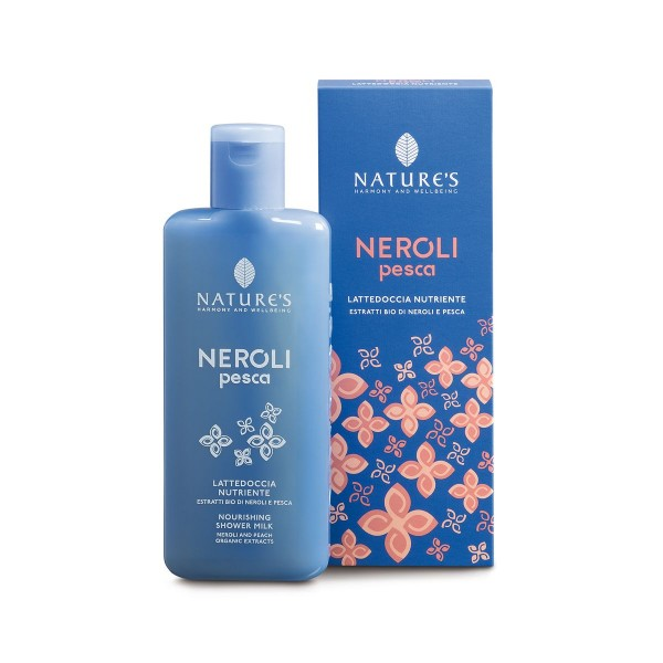 Nature's Neroli Pesca Nourishing Shower Milk