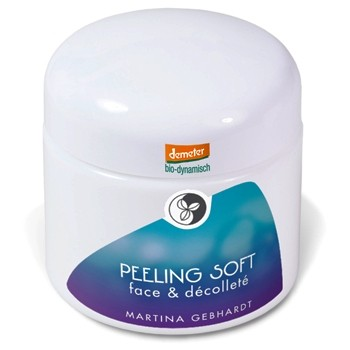 Martina Gebhardt Peeling Soft Face & Decollete