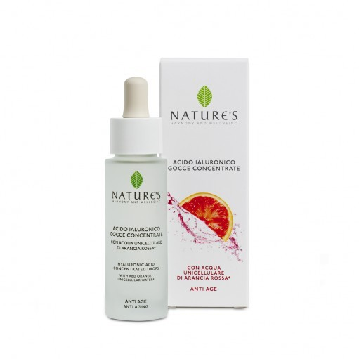 Nature's Hyaluronic Acid Concentrated Drops
