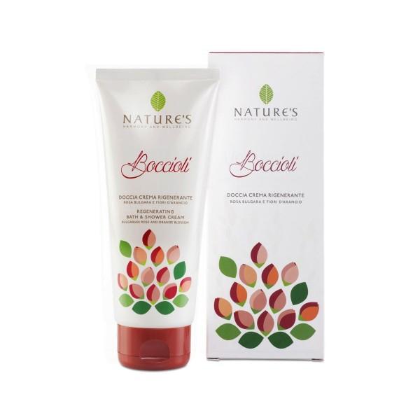 Nature's Boccioli Bath & Shower Cream