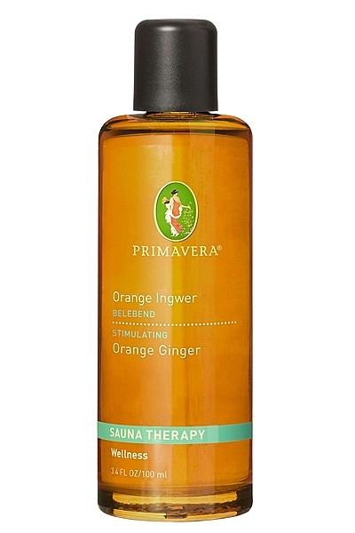 Primavera Aroma Sauna Orange Ingwer bio