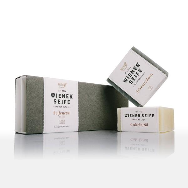 Wiener Seife Herren Etui