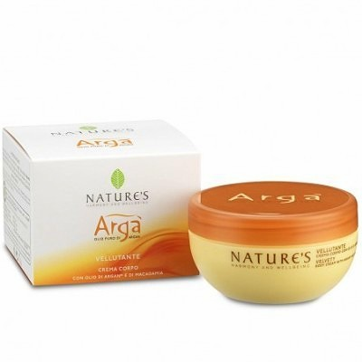 Nature's Arga Velvety Body Cream