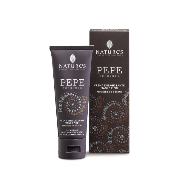 Nature's Pepe Fondente Energizing Hand & Foot Cream