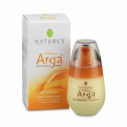 Nature's Arga Intensive Repairing Serum