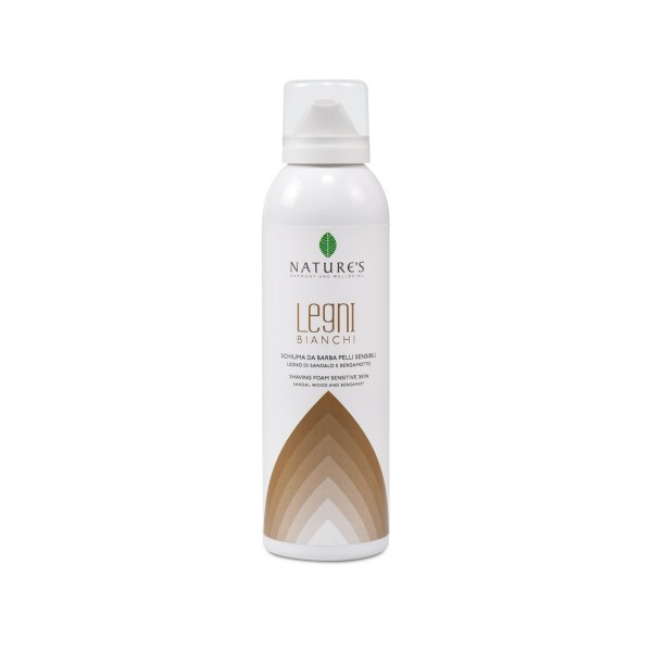 Nature's Legni Bianchi Shaving Foam