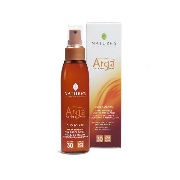 Arga Sun Oilspray SPF 30
