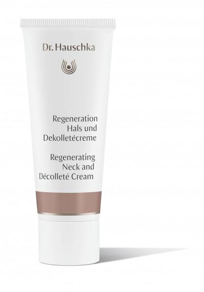 Dr. Hauschka Regeneration Hals und Dekolletécreme