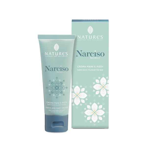 Nature's Narciso Nobile Hand & Foot Cream