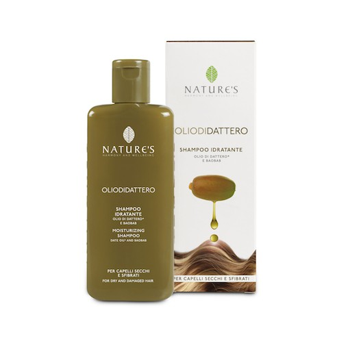 Nature's Olio di Dattero Moisturizing Shampoo