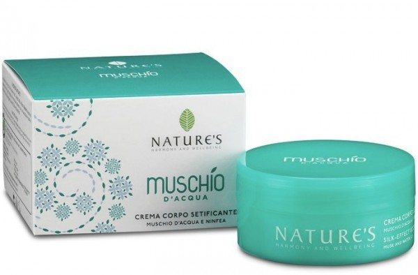 Nature's Muschio d Acqua Bodycream