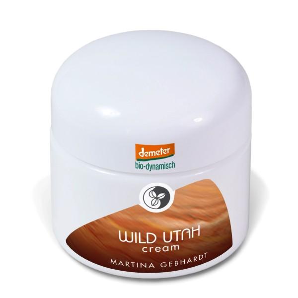 Martina Gebhardt Wild Utah Cream