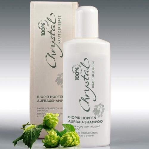 Chrystal Natural Beauty Biopir Schaumbad mit Biopir & Hopfen