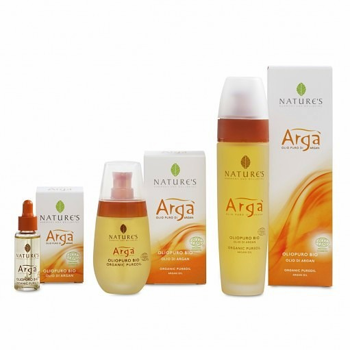 Nature's Argà Pure Oil Ecocert