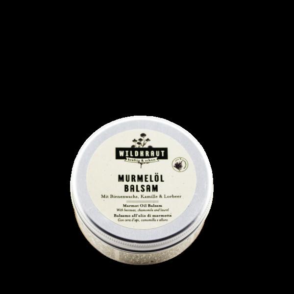 Wildkraut Murmelöl Balsam