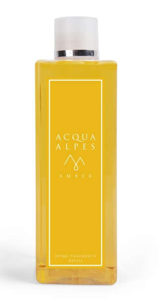 ACQUA ALPES Amber Home Fragrance Nachfüllung